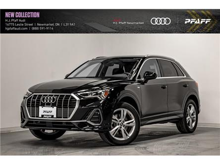 2021 Audi Q3 45 Progressiv (Stk: A13396) in Newmarket - Image 1 of 22