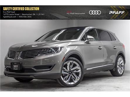 2017 Lincoln MKX Reserve (Stk: A12940A) in Newmarket - Image 1 of 22