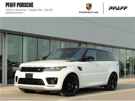 2018 Land Rover Range Rover Sport V8 Supercharged Dynamic (Stk: P15974A) in Vaughan - Image 1 of 22