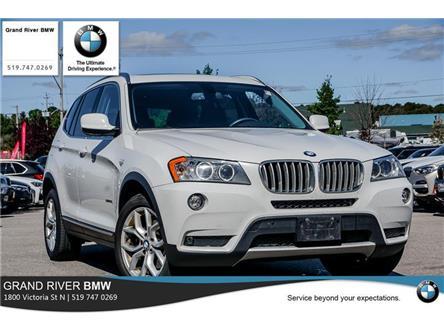 2014 BMW X3 xDrive28i (Stk: PW5580A) in Kitchener - Image 1 of 6
