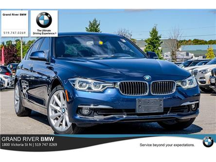 2017 BMW 330i xDrive (Stk: PW5589) in Kitchener - Image 1 of 22