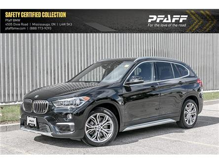 2019 BMW X1 xDrive28i (Stk: U6177) in Mississauga - Image 1 of 21