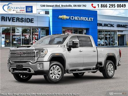 2020 GMC Sierra 2500HD Denali (Stk: 20-320) in Brockville - Image 1 of 23