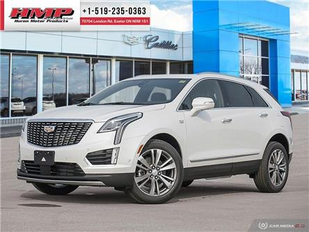 2021 Cadillac XT5 Premium Luxury (Stk: 88339) in Exeter - Image 1 of 27