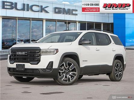 2021 GMC Acadia SLE (Stk: 88422) in Exeter - Image 1 of 27