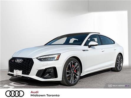 2020 Audi S5 3.0T Technik (Stk: AU9118) in Toronto - Image 1 of 22
