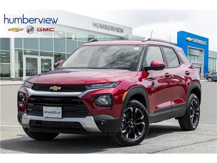 2021 Chevrolet TrailBlazer LT (Stk: 21BT003) in Toronto - Image 1 of 19