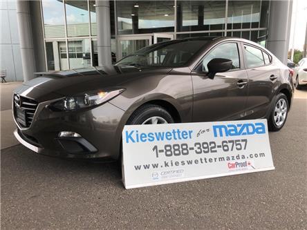 2016 Mazda Mazda3  (Stk: U4023) in Kitchener - Image 1 of 30