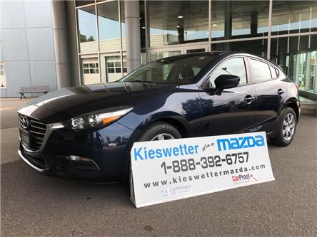 2017 Mazda Mazda3 Sport GX (Stk: U3987) in Kitchener - Image 1 of 29