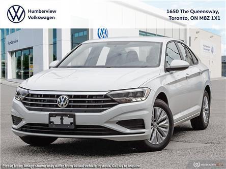 2020 Volkswagen Jetta Comfortline (Stk: 98071) in Toronto - Image 1 of 23