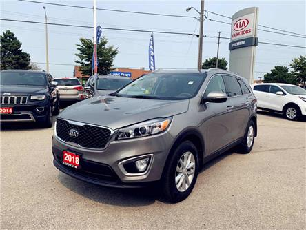 2018 Kia Sorento 2.4L LX (Stk: 8582A) in North York - Image 1 of 20