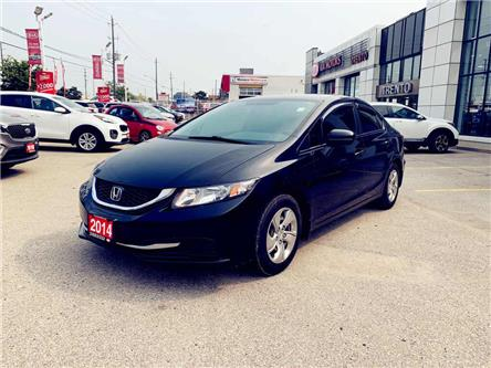 2014 Honda Civic LX (Stk: 8587A) in North York - Image 1 of 18