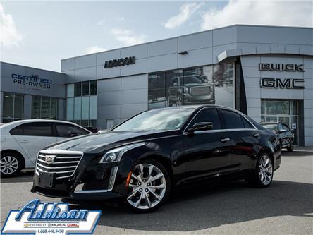 2019 Cadillac CTS 3.6L Premium Luxury (Stk: U102753) in Mississauga - Image 1 of 29