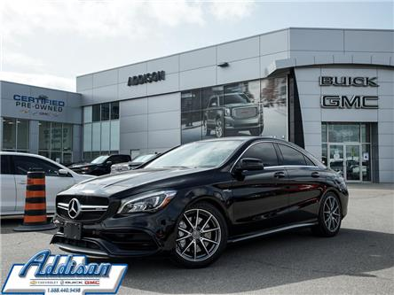 2017 Mercedes-Benz AMG CLA 45 Base (Stk: U444477) in Mississauga - Image 1 of 28