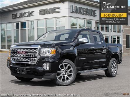 2021 GMC Canyon Denali (Stk: G1010) in Kincardine - Image 1 of 23