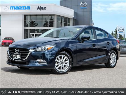 2018 Mazda Mazda3  (Stk: P5570A) in Ajax - Image 1 of 26