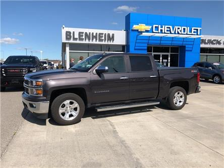 2014 Chevrolet Silverado 1500  (Stk: L007A) in Blenheim - Image 1 of 17