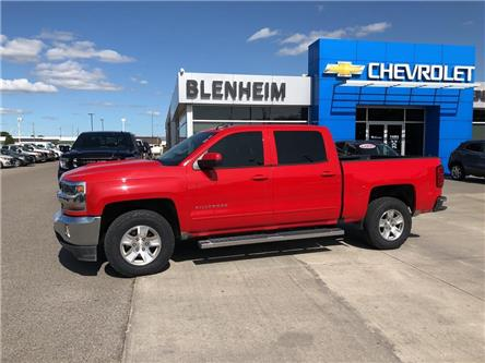 2017 Chevrolet Silverado 1500  (Stk: L248A) in Blenheim - Image 1 of 10
