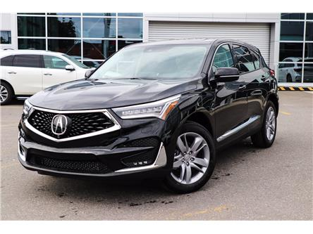2021 Acura RDX Platinum Elite (Stk: 19339) in Ottawa - Image 1 of 27