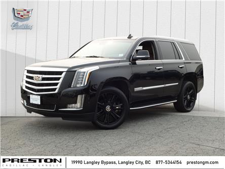 2019 Cadillac Escalade Luxury (Stk: 0211281) in Langley City - Image 1 of 30