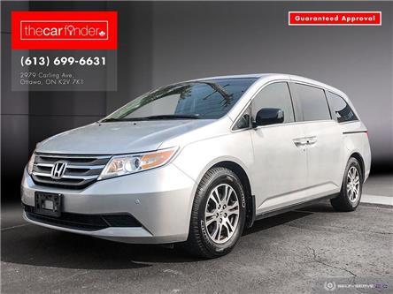 2011 Honda Odyssey EX-L (Stk: ) in Ottawa - Image 1 of 23