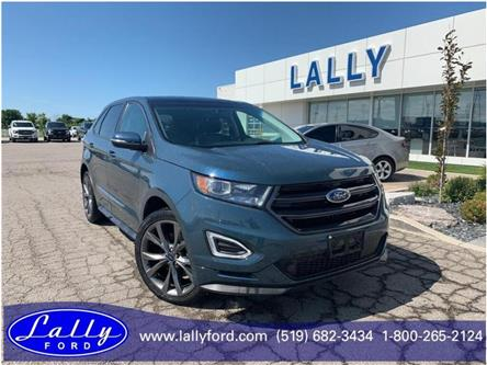 2016 Ford Edge Sport (Stk: 26887a) in Tilbury - Image 1 of 22