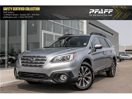 2017 Subaru Outback 3.6R Limited (Stk: SU0232) in Guelph - Image 1 of 20