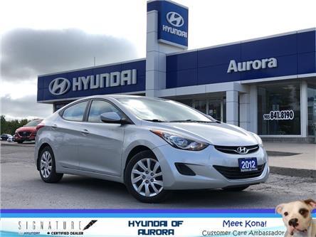 2012 Hyundai Elantra  (Stk: 223091) in Aurora - Image 1 of 18