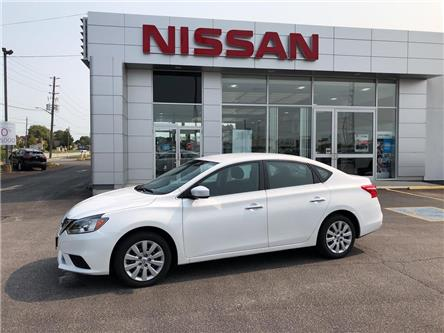2016 Nissan Sentra 1.8 S (Stk: P347) in Sarnia - Image 1 of 17