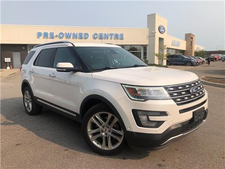 2017 Ford Explorer Limited (Stk: P01138A) in Brampton - Image 1 of 23