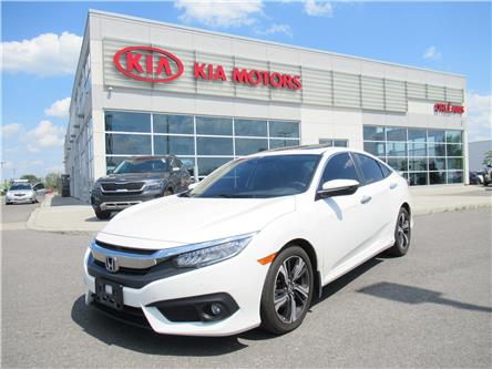 2016 Honda Civic Touring (Stk: 2012A) in Orléans - Image 1 of 22