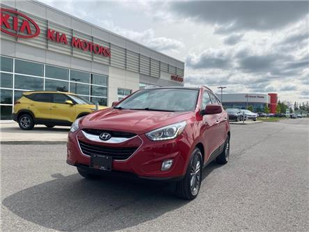 2015 Hyundai Tucson GLS (Stk: 2151A) in Orléans - Image 1 of 17