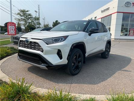 2021 Toyota RAV4 XSE TECHNOLOGY PACKAGE (Stk: TX002) in Cobourg - Image 1 of 8