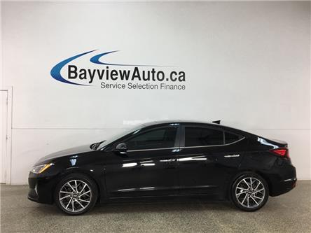2019 Hyundai Elantra Preferred (Stk: 37175W) in Belleville - Image 1 of 25