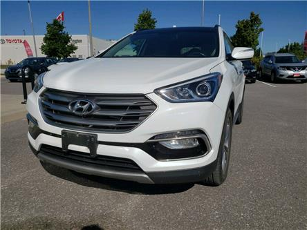 2017 Hyundai Santa Fe Sport 2.0T Limited (Stk: LN157542A) in Bowmanville - Image 1 of 33