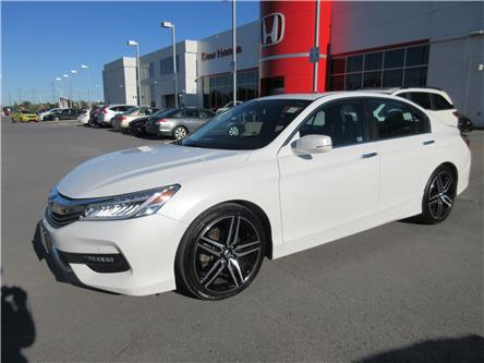2016 Honda Accord Touring (Stk: SS3978) in Ottawa - Image 1 of 17