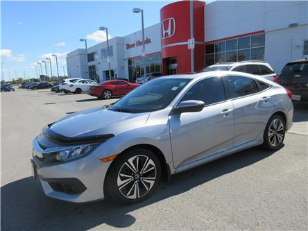 2016 Honda Civic EX-T (Stk: 28187L) in Ottawa - Image 1 of 17