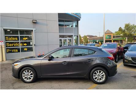 2017 Mazda Mazda3 Sport GS (Stk: N3178) in Calgary - Image 1 of 17