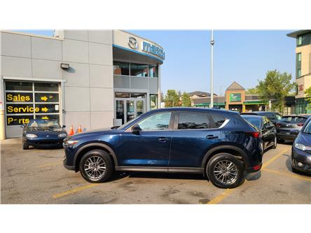 2019 Mazda CX-5 GS (Stk: N3126) in Calgary - Image 1 of 19