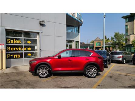 2019 Mazda CX-5 GT w/Turbo (Stk: N3122) in Calgary - Image 1 of 18