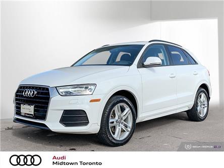 2017 Audi Q3 2.0T Komfort (Stk: P8251) in Toronto - Image 1 of 24