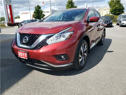 2017 Nissan Murano Platinum (Stk: LC584005L) in Bowmanville - Image 1 of 32