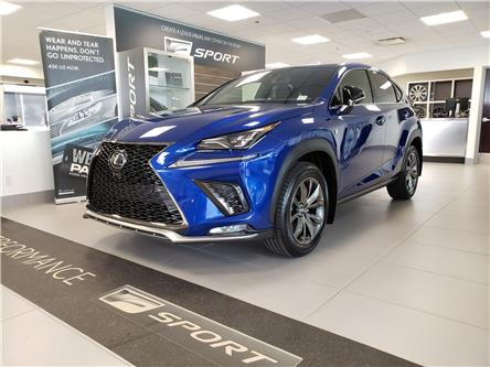 2021 Lexus NX 300 Base (Stk: L21008) in Calgary - Image 1 of 12