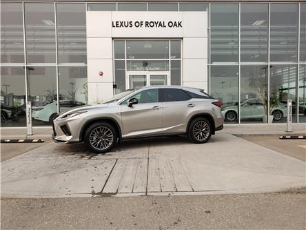2020 Lexus RX 450h Base (Stk: L20521) in Calgary - Image 1 of 11