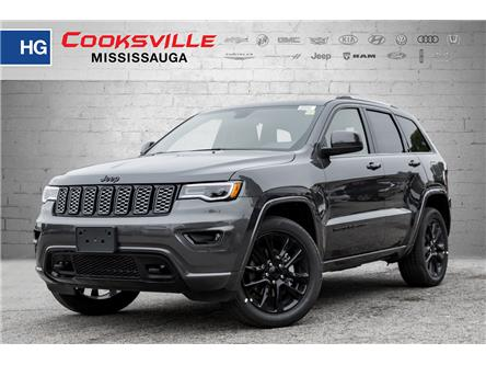 2020 Jeep Grand Cherokee Laredo (Stk: LC414486) in Mississauga - Image 1 of 20