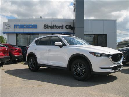 2020 Mazda CX-5 GS (Stk: 20071) in Stratford - Image 1 of 13
