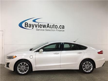 2019 Ford Fusion Energi SEL (Stk: 37084W) in Belleville - Image 1 of 28