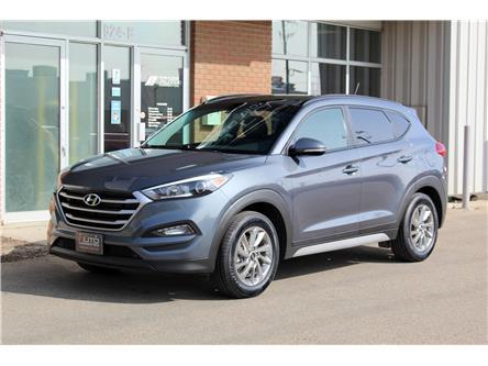 2017 Hyundai Tucson SE (Stk: 448831) in Saskatoon - Image 1 of 25