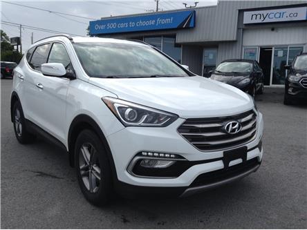 2017 Hyundai Santa Fe Sport 2.4 Premium (Stk: 200954) in Kingston - Image 1 of 25
