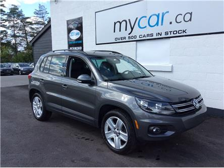 2016 Volkswagen Tiguan Comfortline (Stk: 200968) in Richmond - Image 1 of 22
